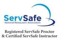 ServSafe Instuctor Proctor Logo