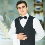 Waiter image