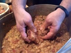 digging thru meat 2