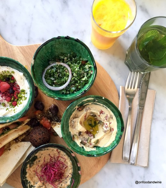 trying out the fashionable @_Chyl #brunch in #Brussels by @onfoodandwine
