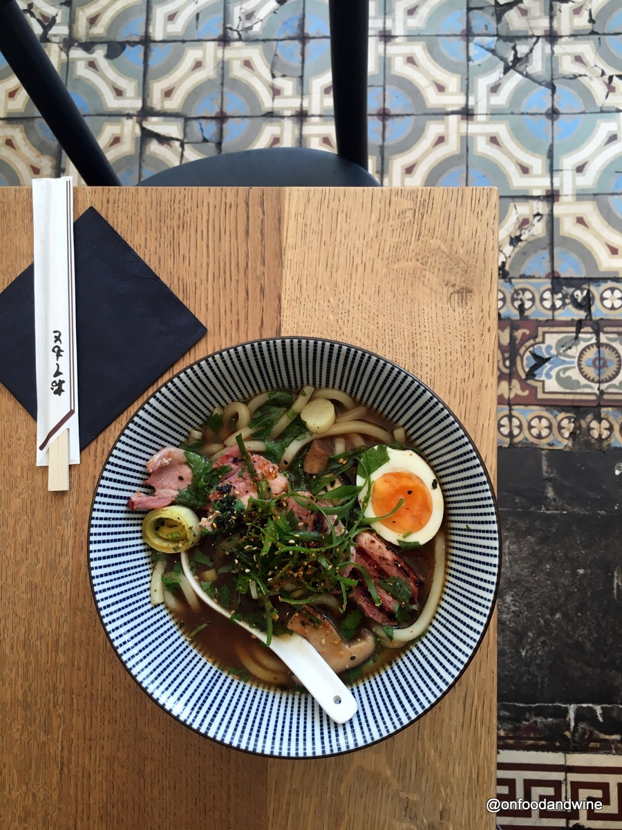 trying out @littletokyo31 lunch in #Brussels - review by @onfoodandwine