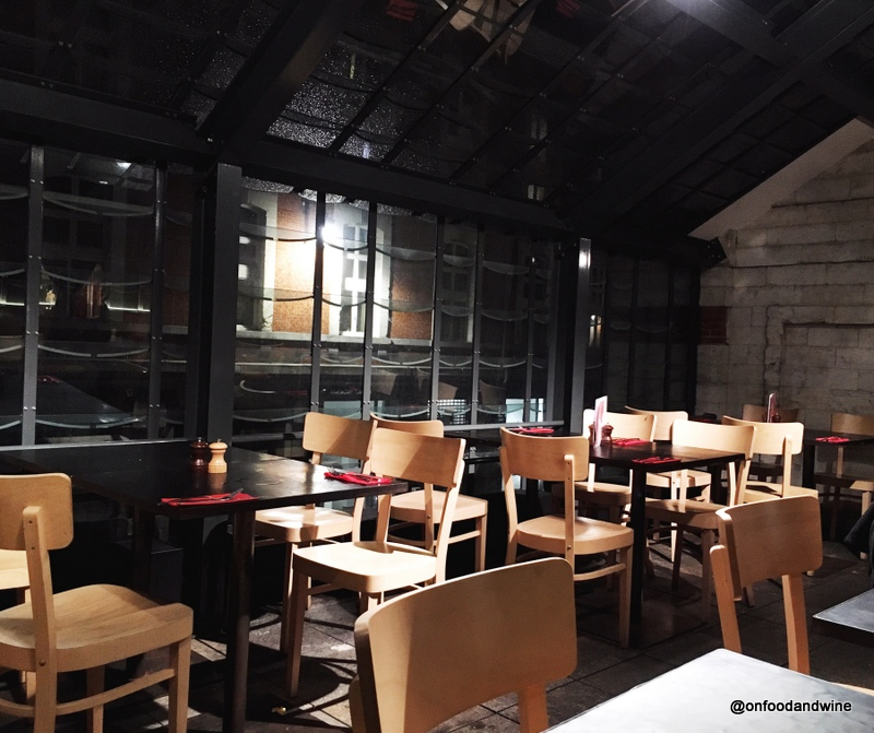 review of @LePinPon #restaurant in #Brussels by @onfoodandwine