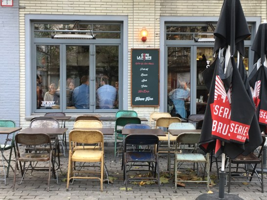 6 Brussels beer bars with a great sunny terrace by @onfoodandwine