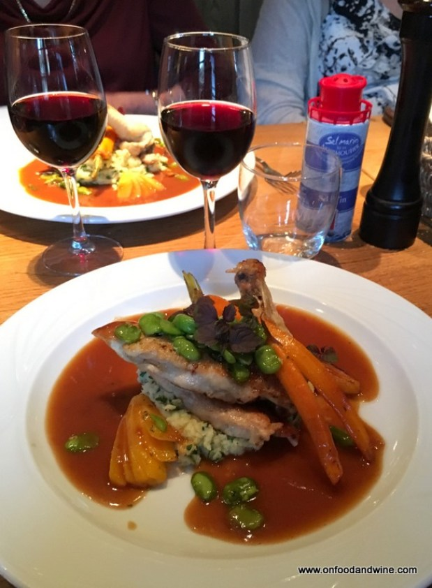 restaurant review Les Potes en Toque in Ganshoren by @onfoodandwine