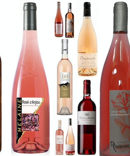 12 French rose wines to drink this summer by @onfoodandwine