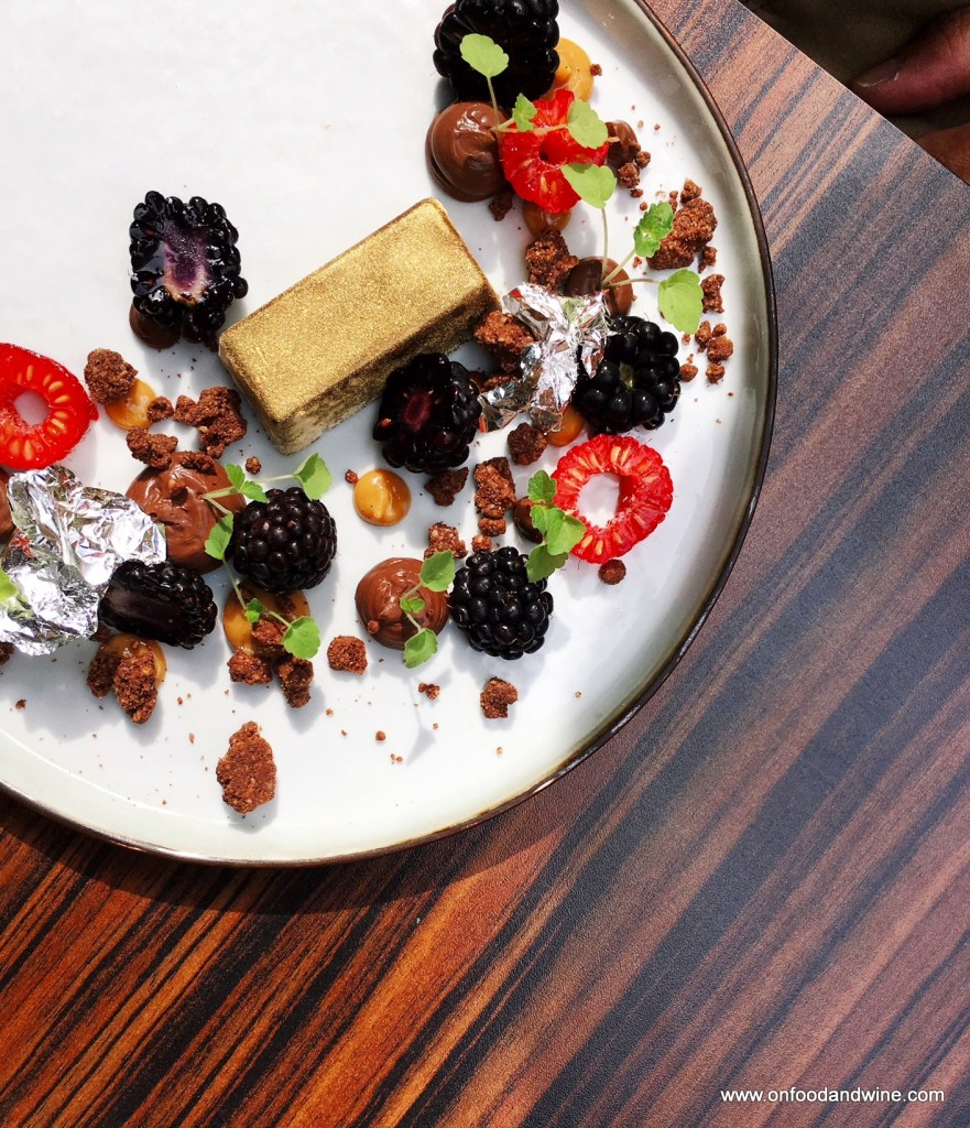 our review of #Brussels restaurant Rouge Tomate - via @onfoodandwine