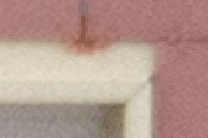 Интерполяция фрагмента периферии с объективом Olympus на 150 мм