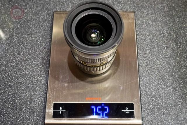 Tokina AT-X 14-20mm F2 PRO DX