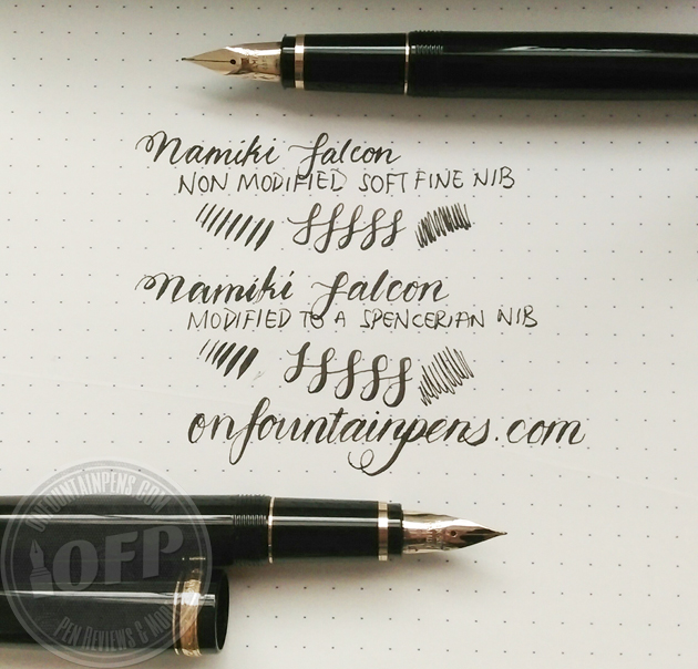 Namiki-Falcon-writing-sample