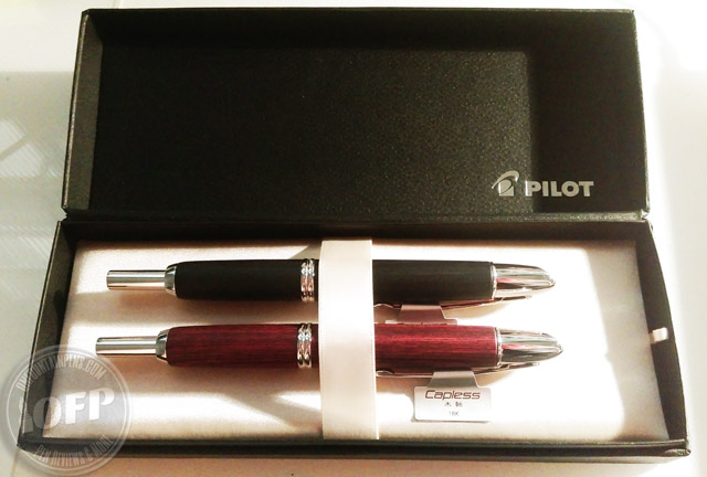 Pilot-Capless-Wooden
