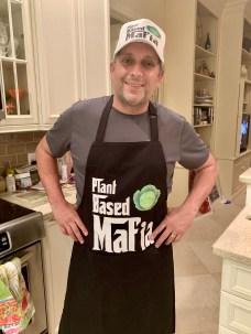 Ben Costanzo of Plant Based Mafia.