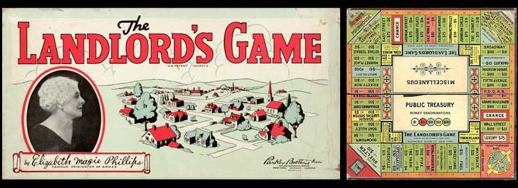 Elizabeth Magie - Monopoly.4