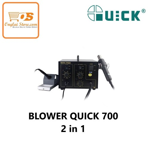 BLOWER QUICK 700 ORIGINAL (2 in 1)