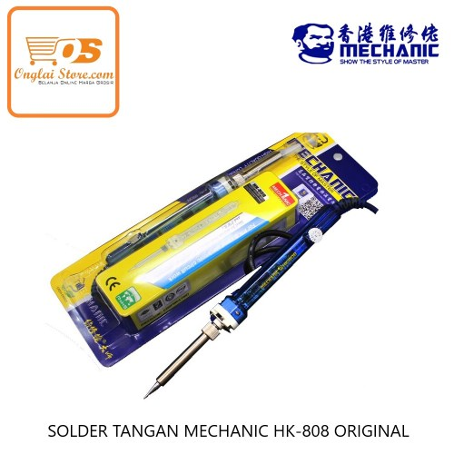 SOLDER TANGAN MECHANIC HK-808 ORIGINAL-76131