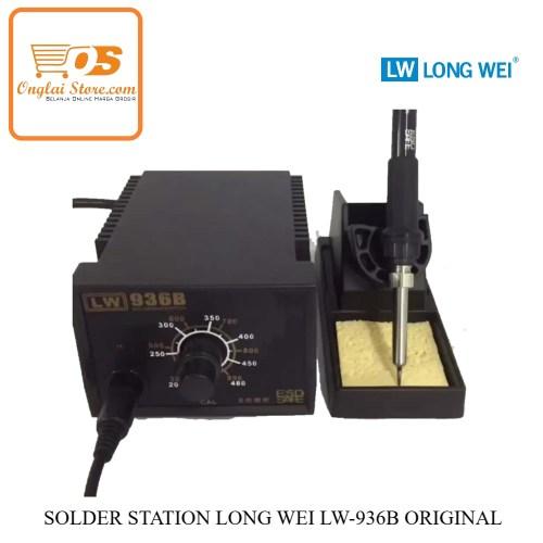 SOLDER STATION LONG WEI LW-936B ORIGINAL-73283