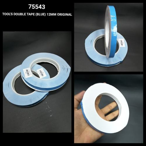 DOUBLE TAPE (BLUE) 12MM ORIGINAL