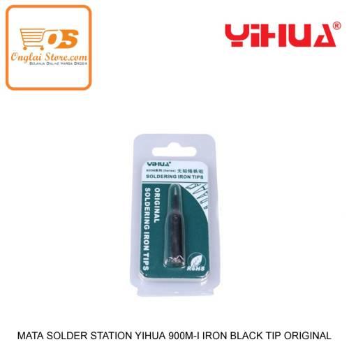 TOOL'S MATA SOLDER STATION YIHUA 900M-I IRON BLACK TIP ORIGINAL