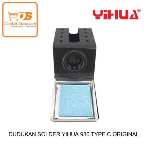 DUDUKAN SOLDER YIHUA 936 TYPE C ORIGINAL