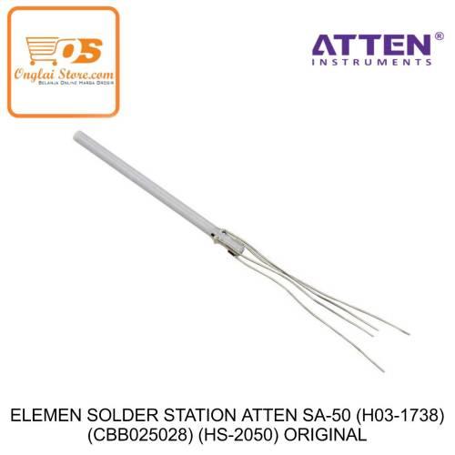 TOOL'S ELEMEN SOLDER STATION ATTEN SA-50 (CBB025028) ORIGINAL