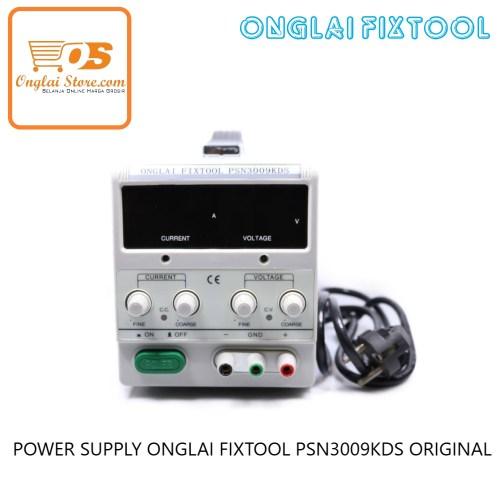 POWER SUPPLY ONGLAI FIXTOOL PSN3009KDS ORIGINAL