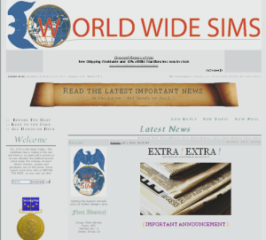 Wold wide sims