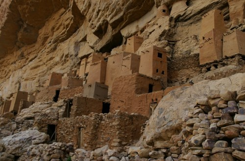 The Cliff of Bandiagara, Mali
