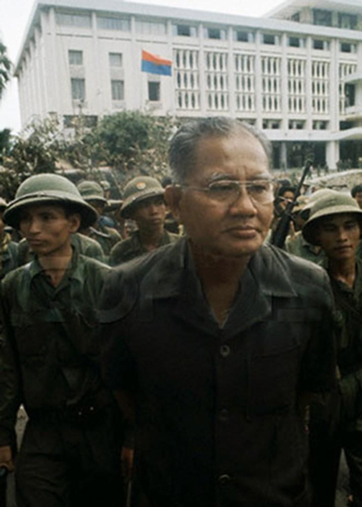Mặt thật hàng tướng Dương Văn Minh (1/6)