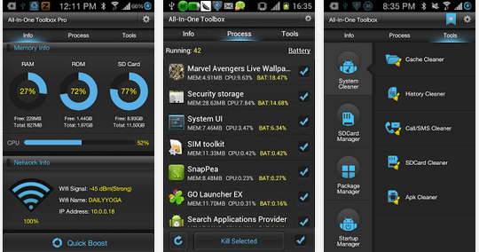 All-In-One Toolbox Crack Apk Download
