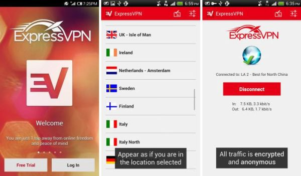 ExpressVPN Mod Apk Download