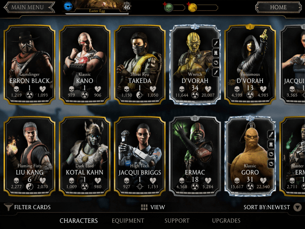 MORTAL KOMBAT X MOD APK Download