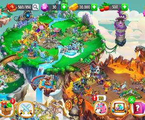 Dragon City 9.9.3 Apk + Mod (Unlimited Money) is Here !