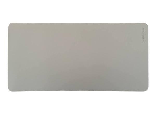 desk mat grey colour