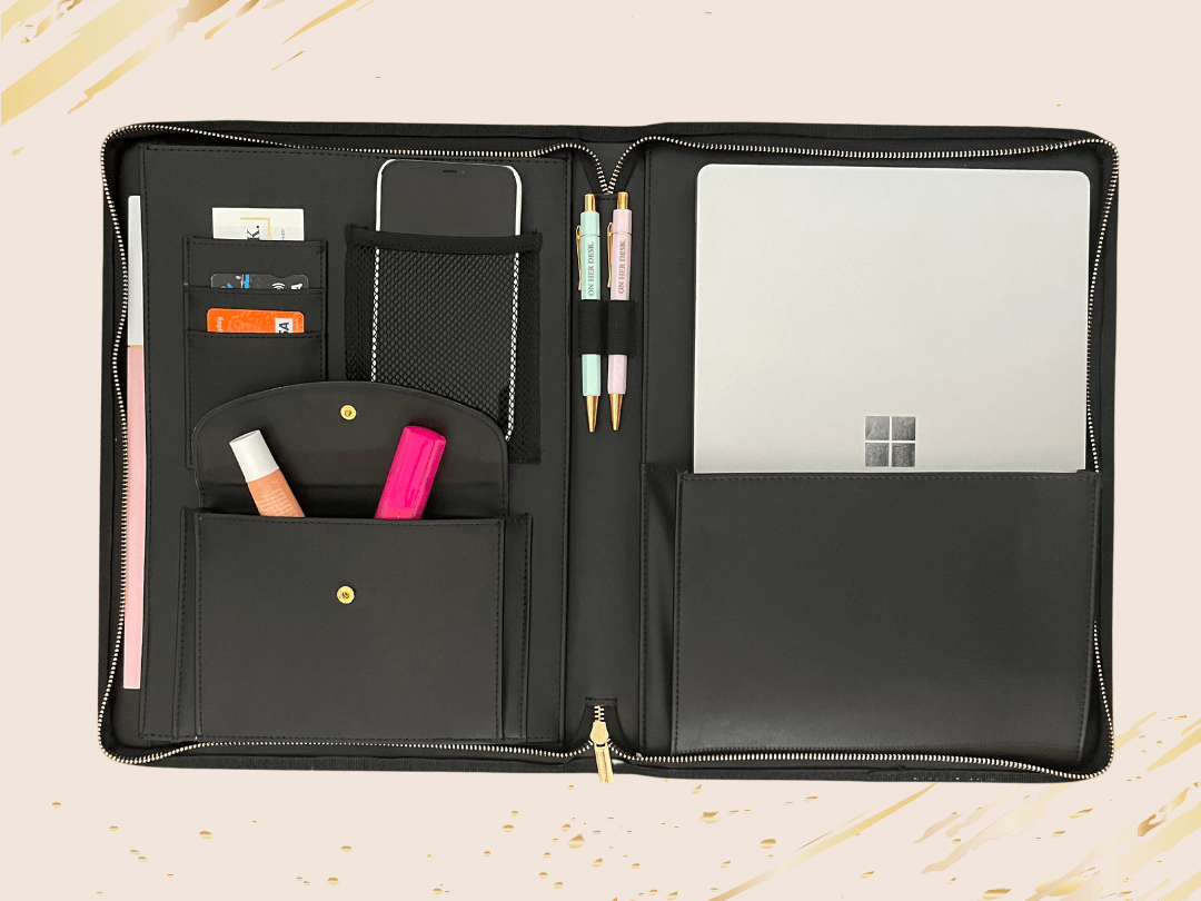 folders and cases