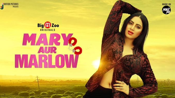 """Arshi Khan on Her Web Series Mary Aur Marlow: """"It Will Have Bold Content but Still Is a Fun, Comic Show"""""""