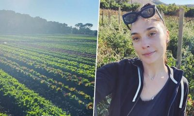 Gal Gadot Spends a Day at the Farm, Says 'So Lucky to Be Able to Enjoy Nature' (See Pics)