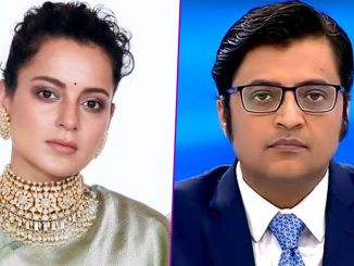Kangana Ranaut on Arnab Goswami Arrest: Every Voice Against the Mafia Is Being Choked (Read Tweet)