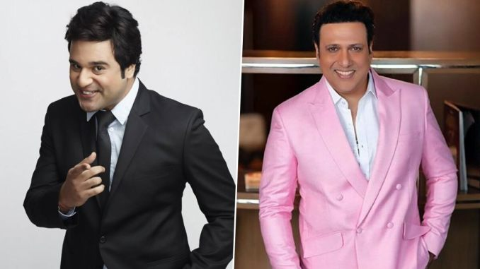 Krushna Abhishek Opts Out of The Kapil Sharma Show's Episode Featuring Mama Govinda, Says 'He Might Take Offence of My Jokes'