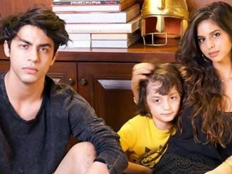 Mommy Gauri Khan Wishes Birthday Boy Aryan Khan With A Lovely Pic Featuring AbRam And Suhana!