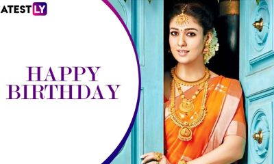 Nayanthara Birthday: 8 Films In Which The Actress Played The Lead And Proved She's The Lady Superstar Of Kollywood