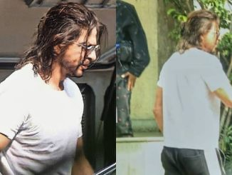 Shah Rukh Khan's Look For Pathan Leaks! Pics Of SRK In Long Hair Will Get You Excited About The Film