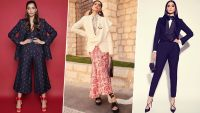 Sonam Kapoor Completes 13 Years in Bollywood; 5 Times The Diva Styled a Pant Suit in a Unique Way (View Pics)