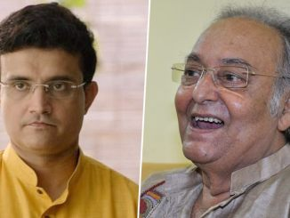 Soumitra Chatterjee Demise: Sourav Ganguly Remembers Bengal's Acting Legend, Says 'You Have Done So Much, You Can Rest in Peace'