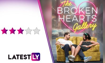 The Broken Hearts Gallery Movie Review: Geraldine Viswanathan and Dacre Montgomery's Easy Chemistry Makes This Formulaic Romcom Watchable (LatestLY Exclusive)