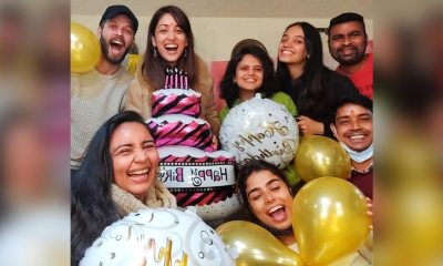 Yami Gautam Thanks Her Extended Family for Making Her Working Birthday Memorable With a Cute Post (View Pic)