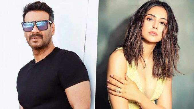 Ajay Devgn And Team Rework On Mayday Schedule After Rakul Preet Singh Tests Positive For COVID-19