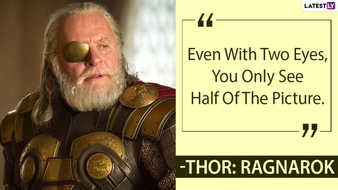 Anthony Hopkins Birthday Special: 11 Movie Quotes of the Thor Actor That Would Make for Sassy New-Age Proverbs (LatestLY Exclusive)