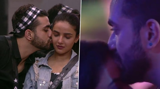 Bigg Boss 14: Jasmin Bhasin Confesses Her Love to Aly Goni, Asks Him to Win Over Her Family (Watch Video)