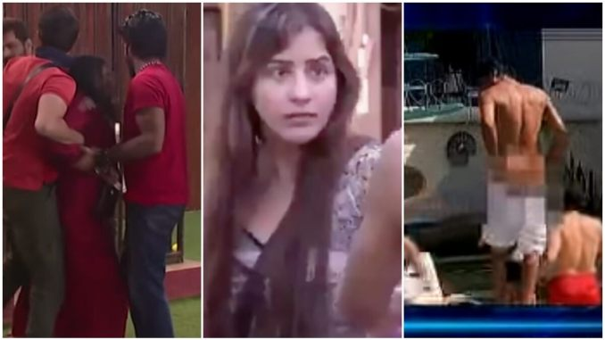 Bigg Boss: From Racism to Indecent Exposure, 5 Times Contestants Would've Been Sued for Inappropriate Behaviour if They Were in Real World (Watch Video)