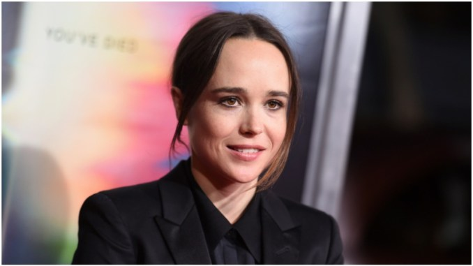 Elliot Page Formerly Known as Ellen Page Comes Out as Transgender, Thanks His Community For Helping Him in the Journey