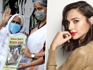 Gal Gadot Lists Out Her Favourite 'Wonder Women' And India's Shaheen Bagh Face Bilkis Dadi Is One Among Them (View Pics)